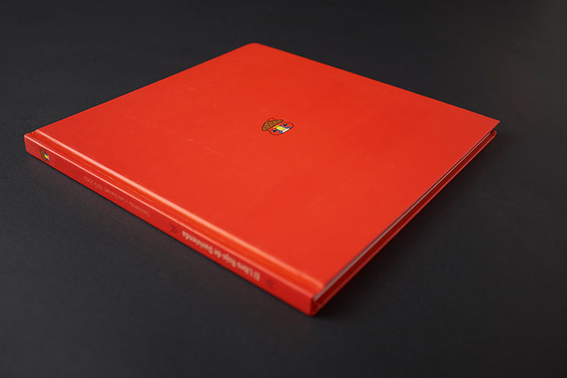 El libro rojo de Davivienda