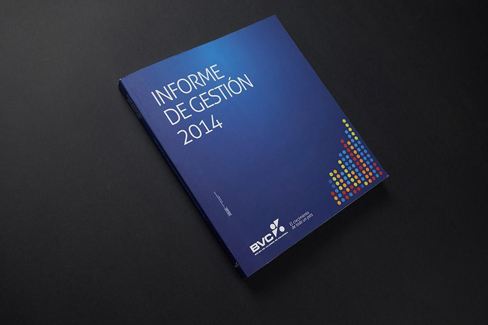 Informe BVC, 2014