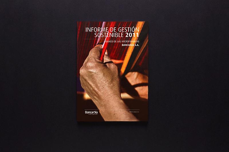 Bancamía, Informe de gestión sostenible, 2011