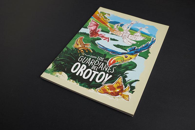 Los guardianes del Orotoy