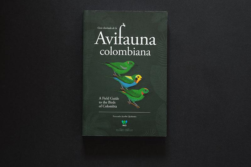 Guía de avifauna colombiana