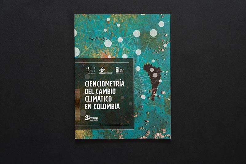 Cienciometría del cambio climático en Colombia