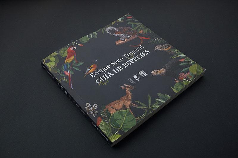 Bosque seco tropical: guía de especies